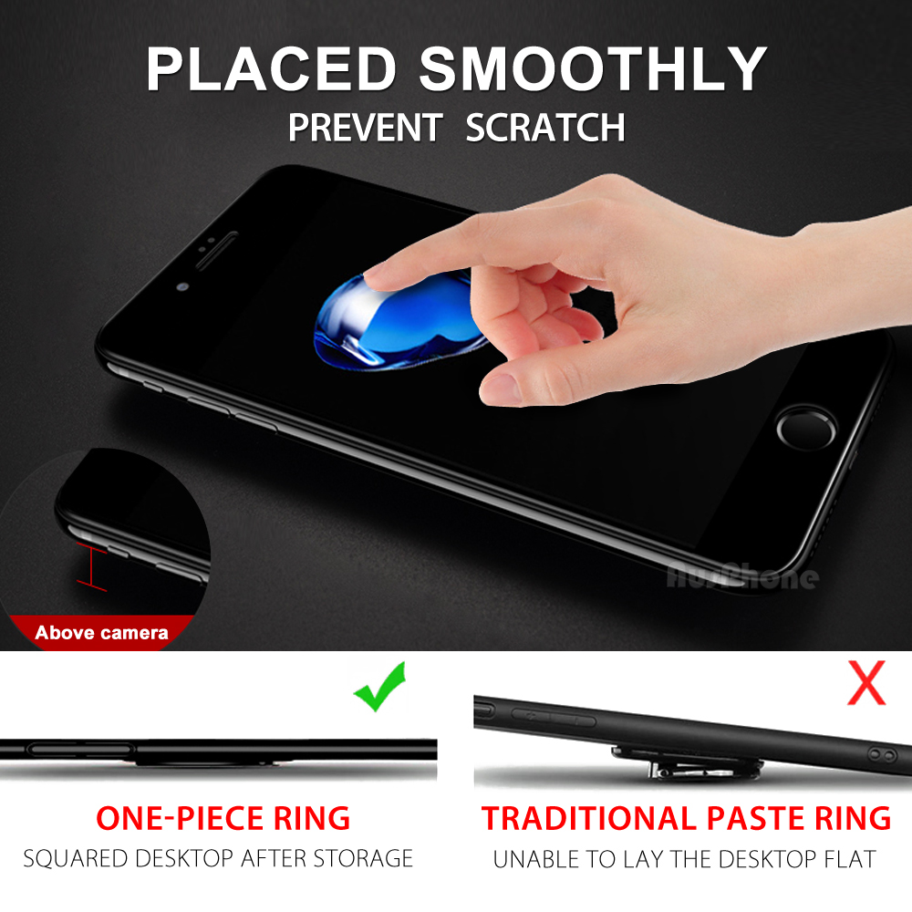 Details About Iring Phone Ring Finger Holder Car Mount Hook Iphone Stand Mobile Grip Gps Ipad