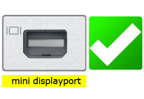 1 8m Mini Display Port Dp To Hdmi Cable For Macbook Pro