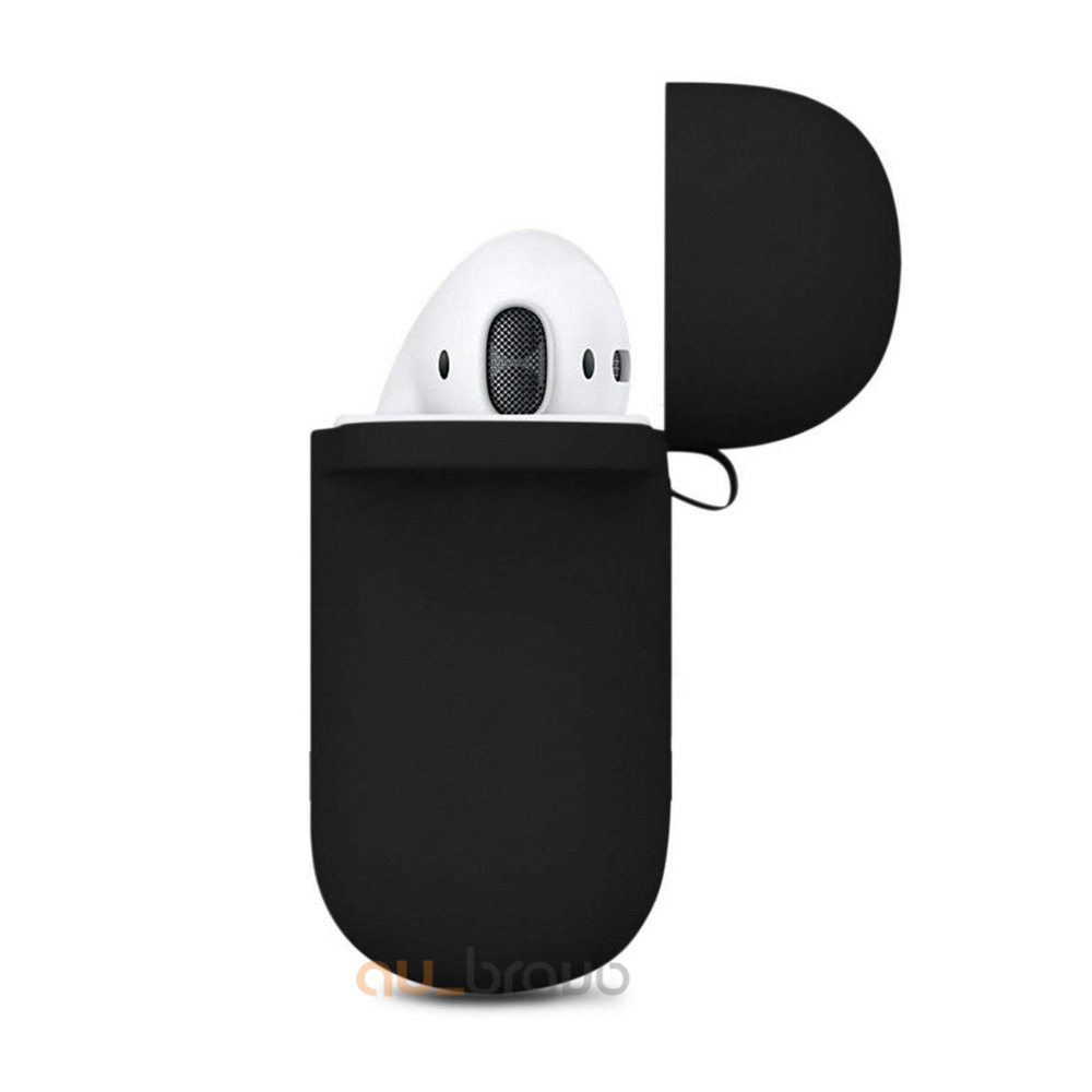 For Apple Airpods Case Cover Skin Anti Lost Strap Airpod