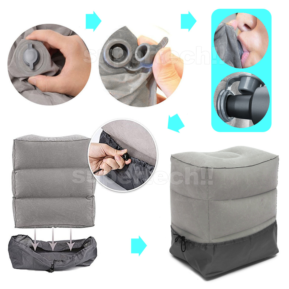 Changyuan Inflatable Leg Foot Rest Footrest Pillow